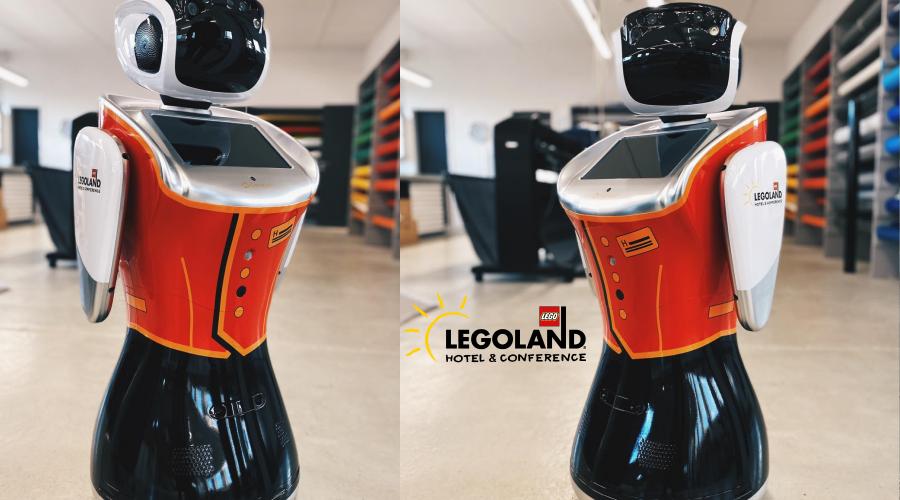 Legoland Hotel & Konference Robotten